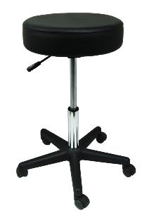 Tabouret assise cousue